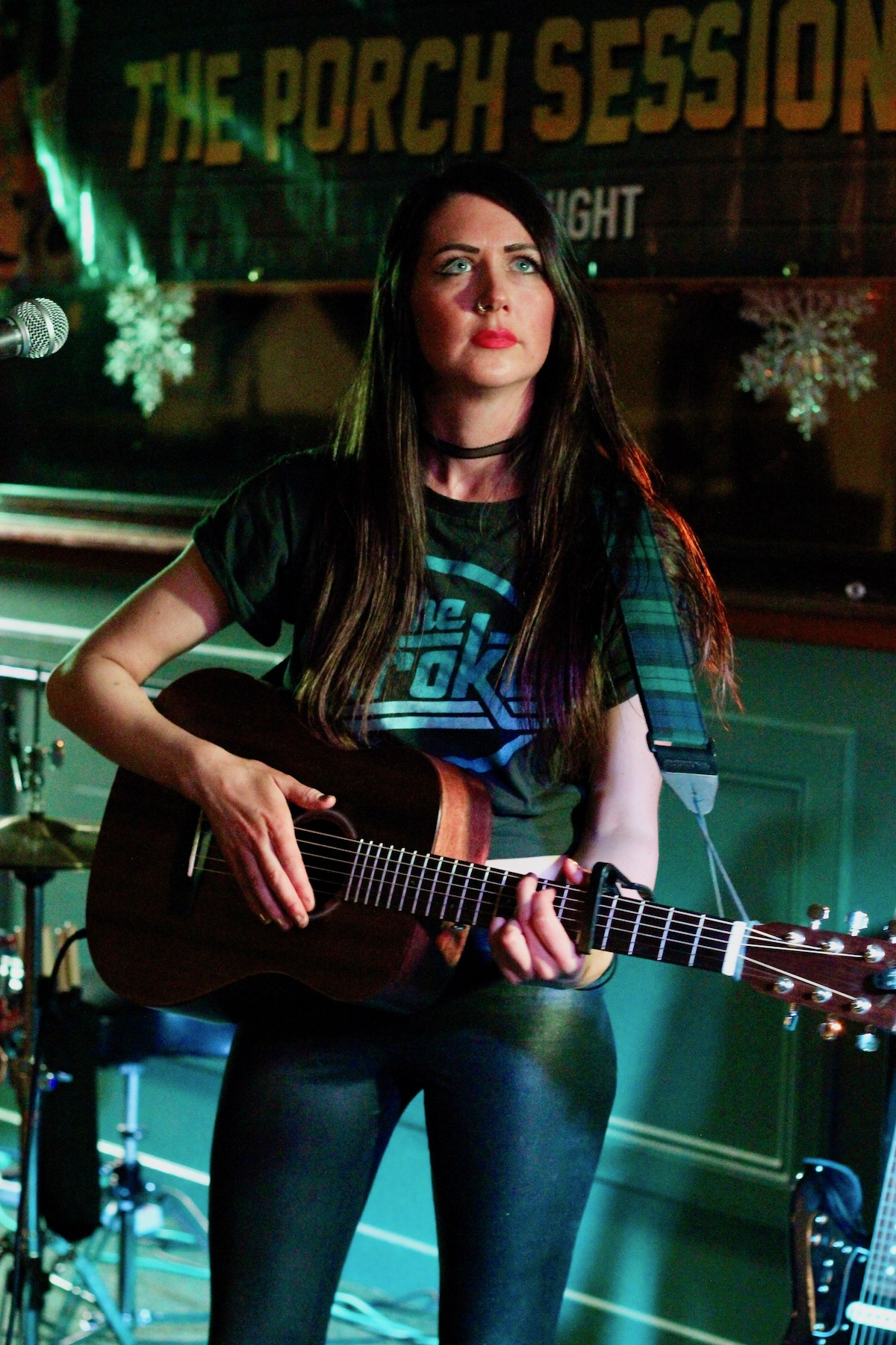 Lauren MacKenzie at The Porch Sessions Inverness December 20183001 - The Porch Sessions, 8/12/2018 - Images