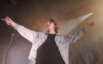 LIVE REVIEW – Lewis Capaldi, 8/12/2018