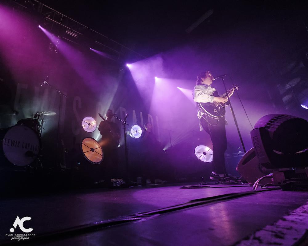Lewis Capaldi December 2018 Ironworks Inverness November 2018 9 - Lewis Capaldi, 8/12/2018 - Images
