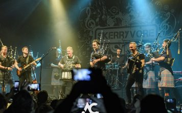 LIVE REVIEW – Skerryvore, 7/12/2018