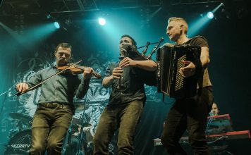 Skerryvore, 7/12/2018 – Images
