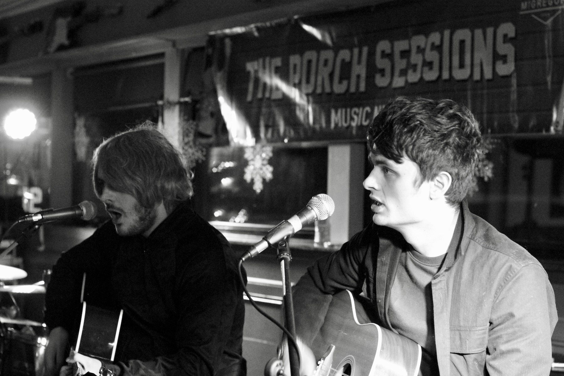The Oxides at The Porch Sessions Inverness December 20183070 - The Porch Sessions, 8/12/2018 - Images