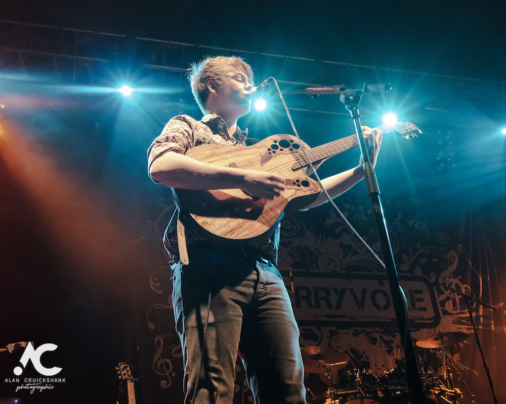 The Trad Project December 2018 Ironworks Inverness November 2018 1a - Skerryvore, 7/12/2018 - Images