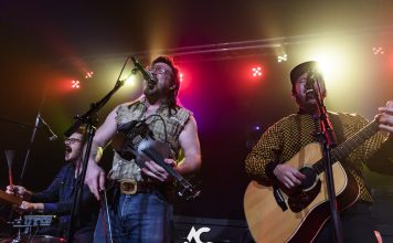 LIVE REVIEW, Whiskey Shivers – 3/2/2019
