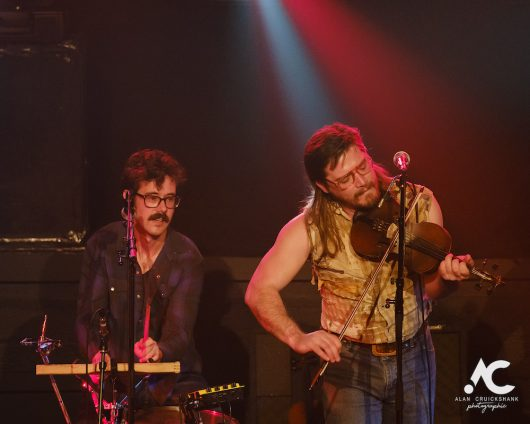Images of The Whiskey Shivers February 2019 5a 530x424 - LIVE REVIEW, Whiskey Shivers - 3/2/2019