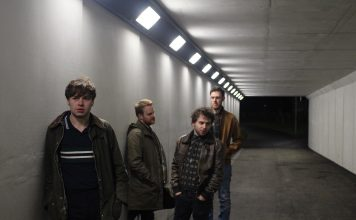 Ahead of their massive gig supporting Noel Gallagher's High Flying Birds, Joshua Mackenzie of Lional answers a few questions forIGigs.