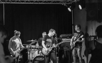 We introduce you to Danny Mortimer and ask them a few question ahead of their performance at Rock Factor: Back to the 90's, Ironworks, Inverness