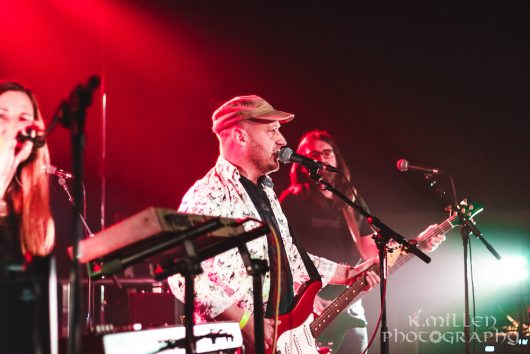 EDGAR ROAD 1 530x354 - Gordon James & The Power , 8/3/2019 - Review and Images