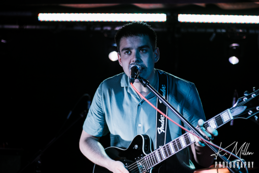 Alligator at Tooth Claw Inverness 0208 530x354 - Tenement TV Tour, 27/4/2019 - Images