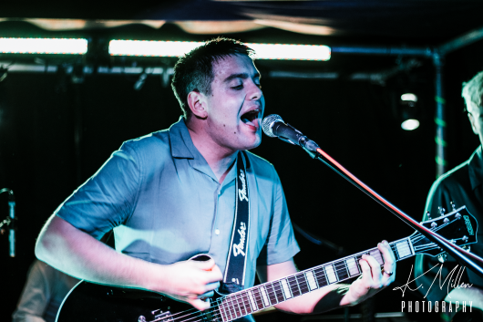 Alligator at Tooth Claw Inverness 0257 530x353 - Tenement TV Tour, 27/4/2019 - Images