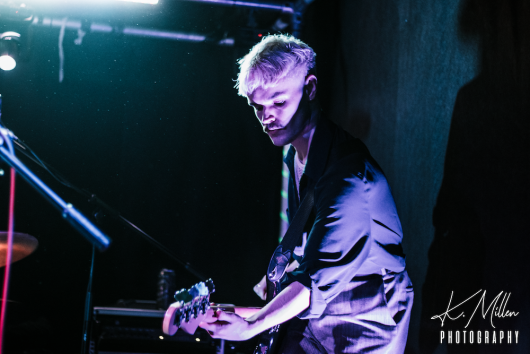 Alligator at Tooth Claw Inverness 0264 530x354 - Tenement TV Tour, 27/4/2019 - Images