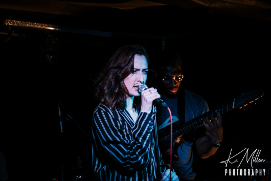 Scarlett Randle at Tooth Claw Inverness 0083 530x354 - Tenement TV Tour, 27/4/2019 - Images