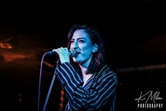 Scarlett Randle at Tooth Claw Inverness 0095 530x354 - Tenement TV Tour, 27/4/2019 - Images