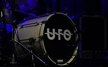 REVIEW AND IMAGES – UFO, Ironworks Inverness.