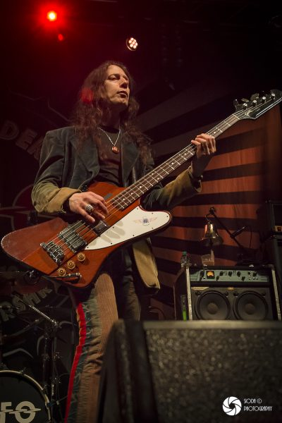 UFO with Tara Lynch at Ironworks in March 2019 715 400x600 - REVIEW AND IMAGES - UFO, Ironworks Inverness.