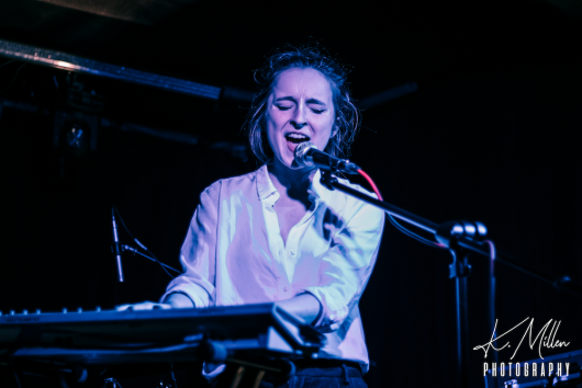 Zoe Graham at Tooth Claw Inverness 0025 530x354 - Tenement TV Tour, 27/4/2019 - Images