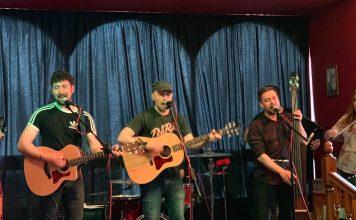 LIVE REVIEW – Tumbling Souls, Hootenanny, 28/4/2019