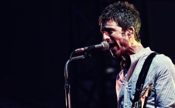 Noel Gallagher's High Flying Birds in Inverness on the 8th of June.