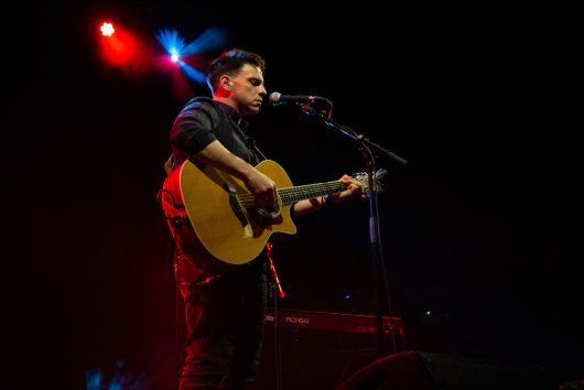 Joseph Dunwell of The Dunwells at Ironworks Inverness3 530x354 - Lucy Spraggan, 2/5/2019 - Images