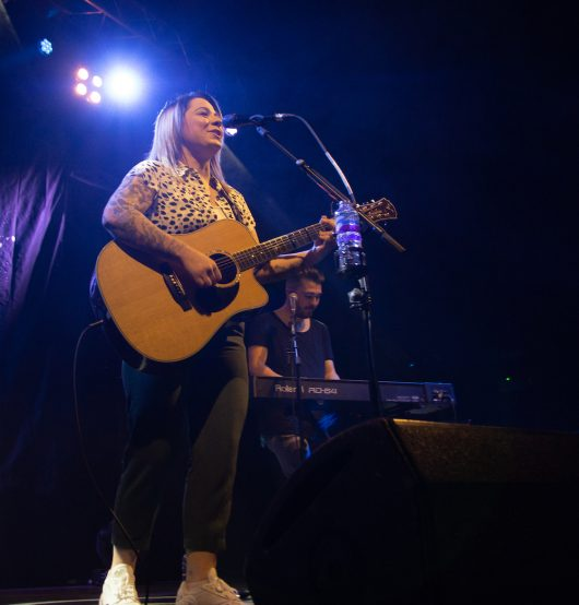 Lucy Spraggan at Ironworks Inverness 27 530x554 - Lucy Spraggan, 2/5/2019 - Images