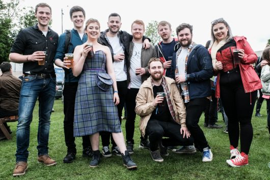 Peeps at The Gathering 2019 11 530x353 - Folk at The Gathering 2019 - Images
