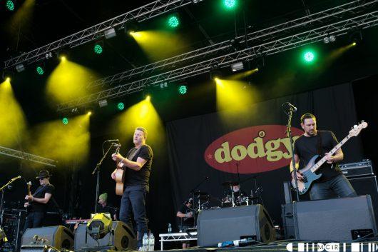 Dodgy  530x353 - Dodgy, Belladrum 2019 - Images
