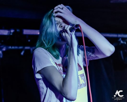 Ice Cream For Crow Records Presents with Little Love and the Friendly Vibes Casper Heyzeus Ramona and The Dihydro at the Tooth Claw Inverness 31a 530x424 - Ice Cream For Crow Records Presents, 10/8/2019 - Images