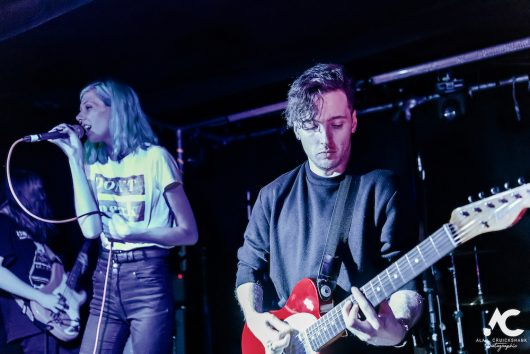 Ice Cream For Crow Records Presents with Little Love and the Friendly Vibes Casper Heyzeus Ramona and The Dihydro at the Tooth Claw Inverness 35a 530x354 - Ice Cream For Crow Records Presents, 10/8/2019 - Images