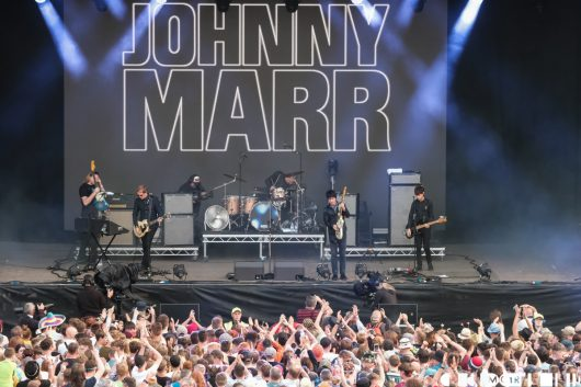 Johnny Marr headlining Bellladrum 2019 18 530x353 - Johnny Marr, Belladrum 2019 - Images