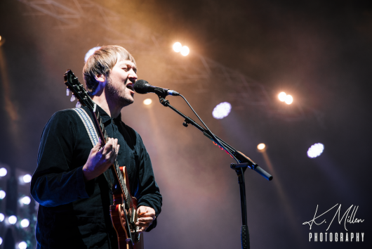 KAISER CHIEFS at Northern Meeting Park August 2019 12 530x354 - Kaiser Chiefs, 17/8/2019 - Images