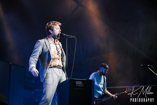 KAISER CHIEFS at Northern Meeting Park August 2019 14 530x354 - Kaiser Chiefs, 17/8/2019 - Images