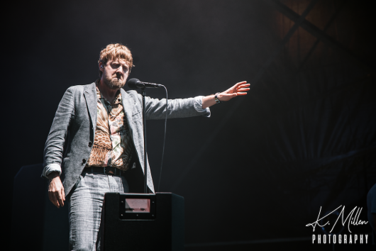 KAISER CHIEFS at Northern Meeting Park August 2019 15 530x354 - Kaiser Chiefs, 17/8/2019 - Images