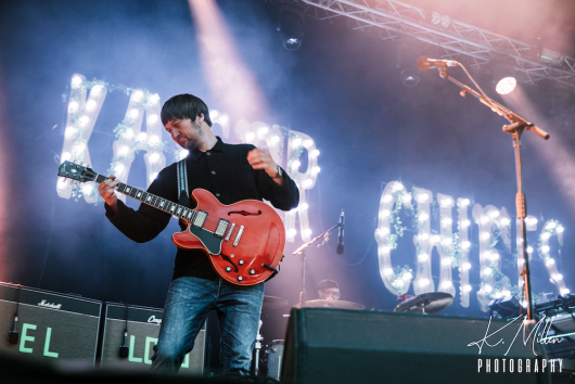 KAISER CHIEFS at Northern Meeting Park August 2019 18 530x354 - Kaiser Chiefs, 17/8/2019 - Images