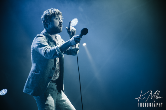 KAISER CHIEFS at Northern Meeting Park August 2019 2 530x354 - Kaiser Chiefs, 17/8/2019 - Images