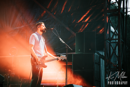 KAISER CHIEFS at Northern Meeting Park August 2019 21 530x354 - Kaiser Chiefs, 17/8/2019 - Images