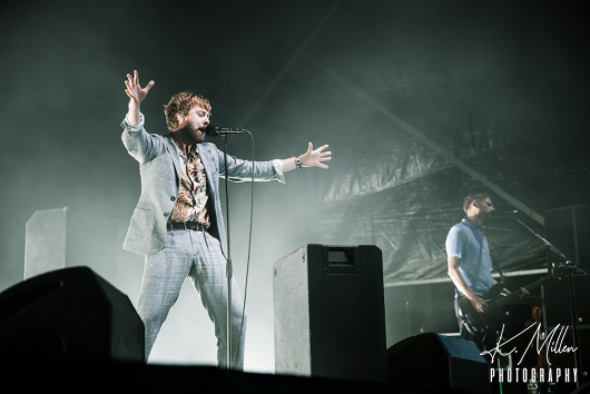 KAISER CHIEFS at Northern Meeting Park August 2019 22 530x354 - Kaiser Chiefs, 17/8/2019 - Images