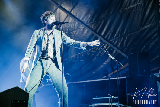 KAISER CHIEFS at Northern Meeting Park August 2019 5 530x354 - Kaiser Chiefs, 17/8/2019 - Images