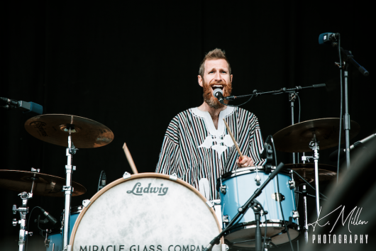 MIRACLE GLASS COMPANY at Northern Meeting Park 2019 16 530x354 - Kaiser Chiefs, 17/8/2019 - Images