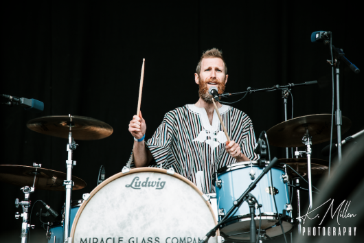 MIRACLE GLASS COMPANY at Northern Meeting Park 2019 17 530x354 - Kaiser Chiefs, 17/8/2019 - Images