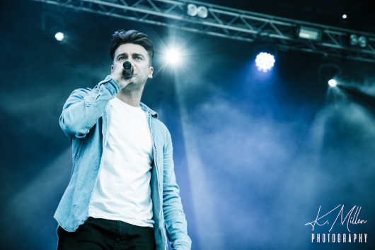 THE LAFONTAINES at Northern Meeting Park 2019 1 530x354 - Kaiser Chiefs, 17/8/2019 - Images