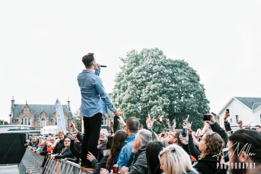 THE LAFONTAINES at Northern Meeting Park 2019 14 530x354 - Kaiser Chiefs, 17/8/2019 - Images