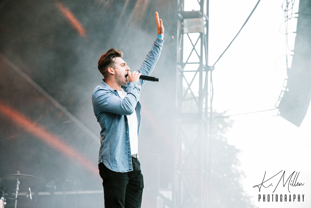 THE LAFONTAINES at Northern Meeting Park 2019 15 1 - LIVE REVIEW - Kaiser Chiefs, 17/8/2019