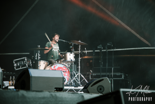 THE LAFONTAINES at Northern Meeting Park 2019 16 530x354 - Kaiser Chiefs, 17/8/2019 - Images