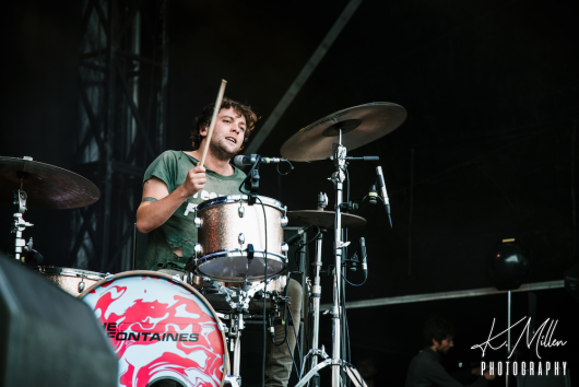 THE LAFONTAINES at Northern Meeting Park 2019 6 530x354 - Kaiser Chiefs, 17/8/2019 - Images