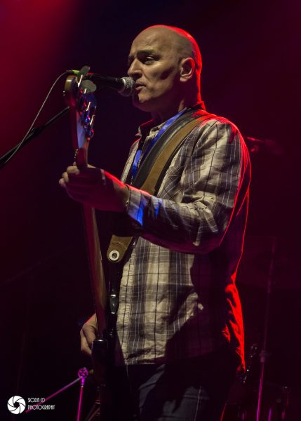 Astrid supporting Edwyn Collins at Ironworks Inverness September 2019 8254 429x600 - Edwyn Collins, 2/9/2019 - Images