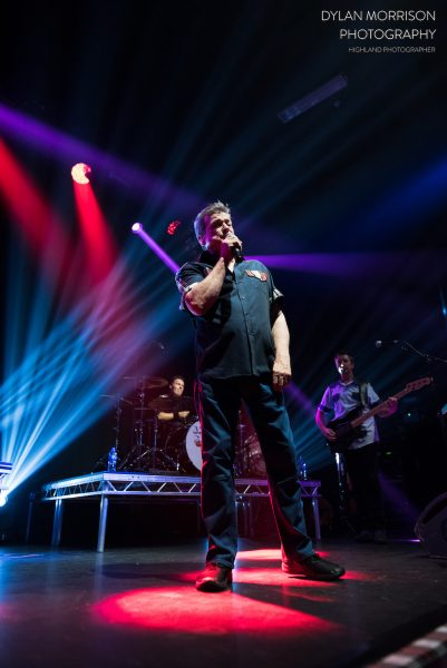 DMP Les McKeowns Bay City Rollers at Ironworks Venue Inverness. 7213 401x600 - Les McKeown's Bay City Rollers, 6/9/2019 - Images