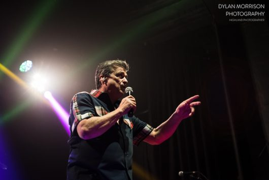 DMP Les McKeowns Bay City Rollers at Ironworks Venue Inverness. 7359 530x354 - Les McKeown's Bay City Rollers, 6/9/2019 - Images