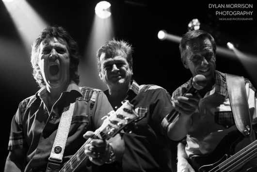 DMP Les McKeowns Bay City Rollers at Ironworks Venue Inverness. 7405 530x354 - Les McKeown's Bay City Rollers, 6/9/2019 - Images