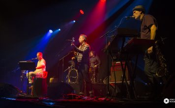 LIVE REVIEW – Edwyn Collins, Monday, 2nd September.