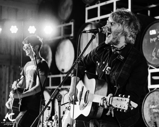 Photographs of Chancers on the Hayloft Stage 892019. 96a 530x424 - Jocktoberfest, 7/9/2019 - Images
